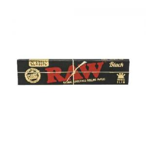 #133.2 Naturalne Bletki RAW BLACK KS SLIM