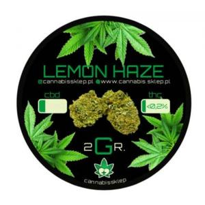 #95.1 Susz CBD Lemon Haze 2g