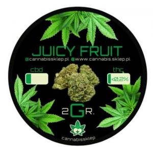 #96.1 Susz CBD Juicy Fruit 2g