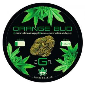 #98.1 Susz CBD Orange Bud 2g