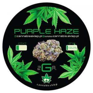 #99.1 Susz CBD Purple Haze 2g