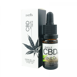 #89.2 Olejek CBD India 10% 10ml