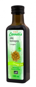 #50.2 Olej konopny z oregano MedHemp 100ml