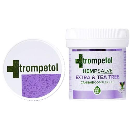 #65.1 Naturalna maść konopna Trompetol Extra & Tea Tree 100ml